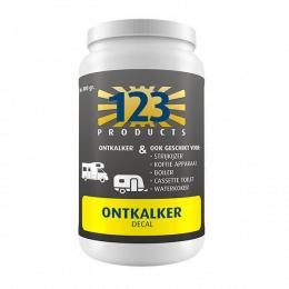 123 Products Ontkalker