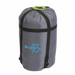 Bo-Camp Slaapzak Compressie Bag Medium Ø20cm Grijs