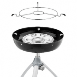 CADAC Grillogas Reversible Grill 30 MB Gas BBQ