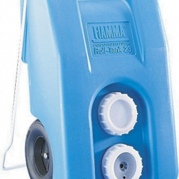 Fiamma Roltank 23 Liter Fris Blauw