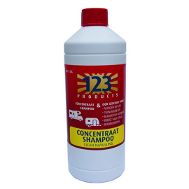 123 Products Clean Concentraat Shampoo 123 1 Liter