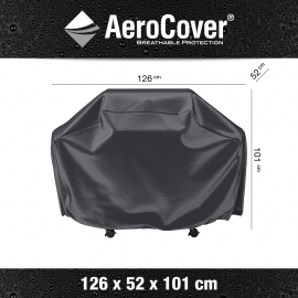 BBQ hoes Buitenkeuken AeroCover Maat S