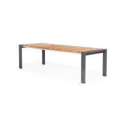 SUNS Arona uitschuifbare tafel 163/204x100cm