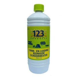 123 Products Press SW Tank-en Leiding Reiniger Schoonwater 1 Liter