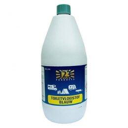 123 Products Toiletvloeistof Blauw