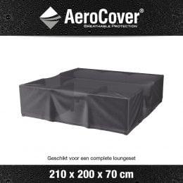 Loungesethoes AeroCover 210x200xH70cm