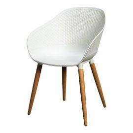 Beach7 Antibes Dining stoel - Wit