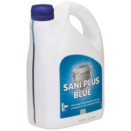 Bardani Sani Plusi Blue toiletvloeistof 2 Liter