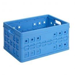 Sunware Vouwkrat Square 46 Liter Blauw