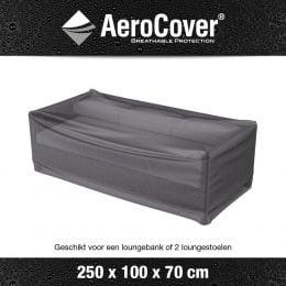 Loungebankhoes AeroCover 250x100xH70cm