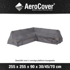 Loungeset platformhoes Aerocover 255x255x90xH30/45/70