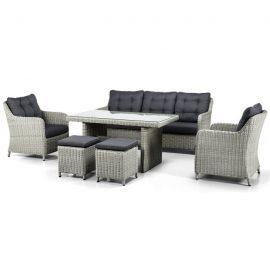 Breez Almeria sofa loungeset