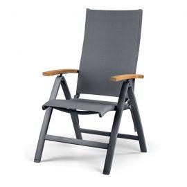 Breez Turijn verstelbare stoel - Teak arm