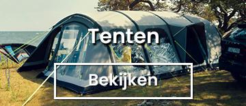 tenten, tunneltenten, opblaasbare tenten