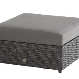 Mirador coffee/corner table with cushions 85 x 85 cm