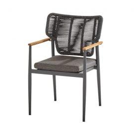 Arturo dining stoel + zitkussen