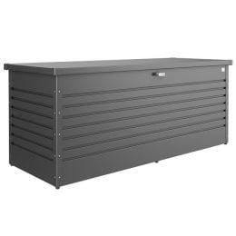 Hobbybox 200cm High - Donkergrijs Metallic