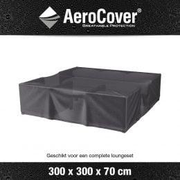 Loungesethoes AeroCover 300x300xH70cm