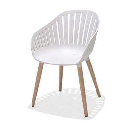 Beach7 Antibes Air Dining stoel - Wit